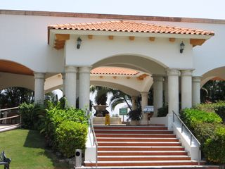 Nuevo Vallarta condo photo - Golf Club entrance. Borrow our clubs and enjoy!