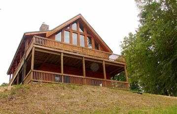 Jamestown cabin rental