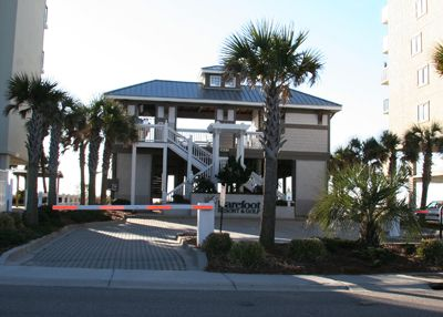 Luxury vacation home at  Barefoot Resort and Golf  with beautiful view