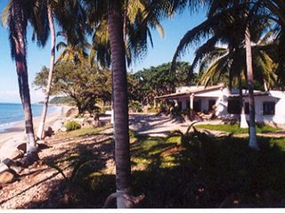Sayulita house photo - You can see just how close we are to our broad beachfront.