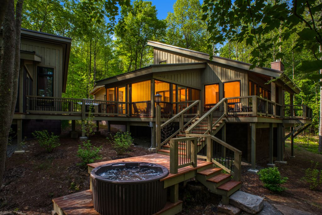Luxury Tree House near Fayetteville, WV and... - VRBO