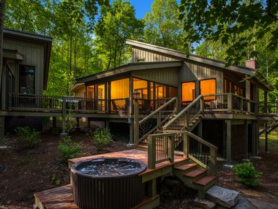 Luxury Tree House Near Fayetteville Wv And Vrbo