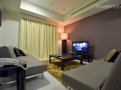 1 bedroom apartment platinum at Princess tower