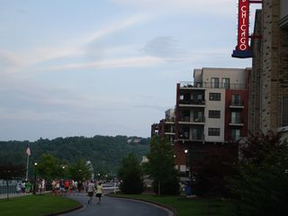 Branson hotel photo - Take A Stroll Along The RiverWalk of Lake Taneycomo!