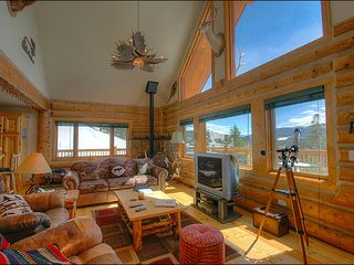 Breckenridge townhome photo - Plenty of Room for Everyone to Relax