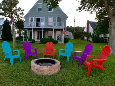 Lands End Lodge on the Rappahannock River - Where the Road Ends & Fun Begins!