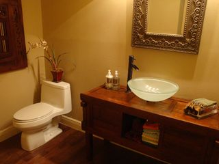 San Antonio house photo - Powder Room