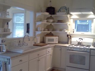 Ithaca cottage photo - Kitchen