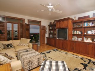 Montego Bay villa photo - The Family Room for watching tv or movies as a group