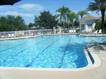 Windsor Palms townhome rental - Full access to resort amenities