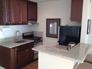 Malibu condo photo - All new maple cabinets, granite countertops, appliances!