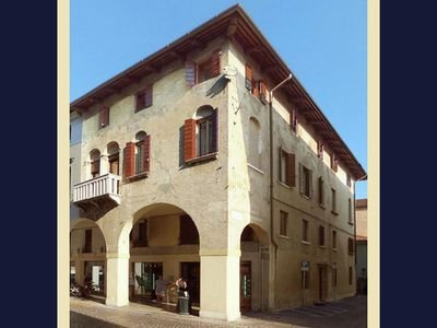 Apartment in the centre of the town Treviso.