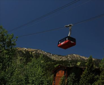 Jackson Hole Mountain Resort-Tram