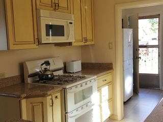 Denver house photo - Double Oven, Gas Stove, Washer & Dryer in Pantry