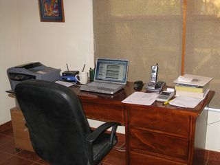 Nosara house photo - Office Area with high speed internet