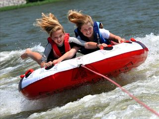 Lake Gaston house photo - Your kids will love the water activites!