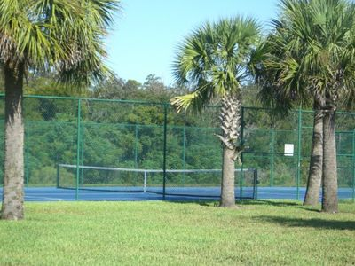 Highgate Park villa rental - Community Tennis Court