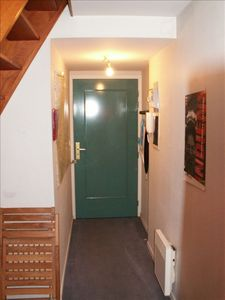 9th Arrondissement Opera apartment rental - Entrance of the apartment