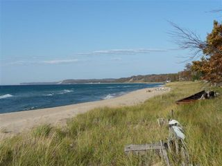 Manistee house photo - Solitude on the Beach