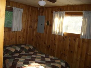 New Durham cottage photo - Bedroom in main camp