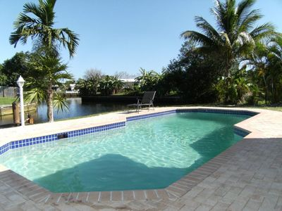 Oakland Park house rental - private swimming pool for you only no sharing with others