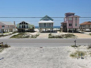 Gulf Shores house photo - Just 500 feet from the water!