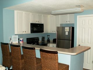 Seychelles condo photo - Kitchen with all the amenities of home!