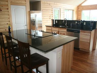 Luray cabin photo - Kitchen