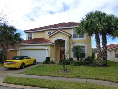 Executive 5 bed 4 bath  home from home in the sun , with lots of Wow!