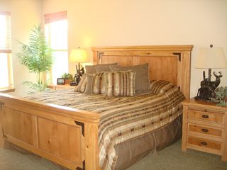 Granby house photo - King Bed