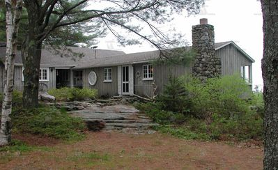 Eclectic Maine Cabin / Great Location / extensive Water Views & LOBSTAH!