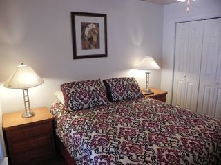 South Padre Island condo photo - Bedroom #2