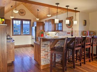 Crested Butte townhome photo - Kitchen