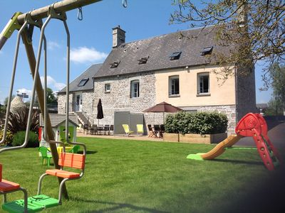 Le Domaine, holiday cottage in Lower Normandy.