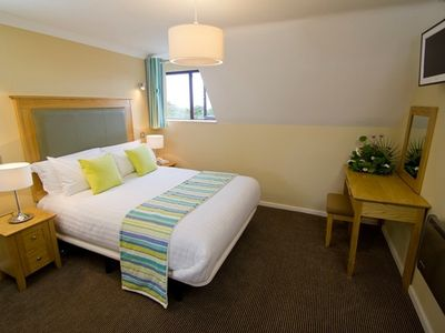 Lovely 1 Bed Apartments (sleep 4) in Resort Complex Near the Beach and Golf.