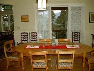 Durango house photo - Dining Room (table expandable to accommodate 14 guests)
