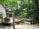 Wilmington cabin vacation rental photo