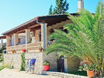 Vassilikos villa rental - 2 Bedroomed Beach Villa - Sleeps 4-5