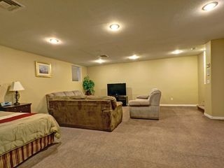 Las Vegas house photo - Basement w/ TV and sofas