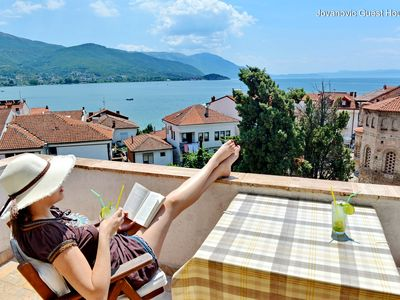 Jovanovic Guest House in the heart of Ohrid's Old Town