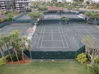 South Seas Club condo photo - Tennis at Southseas