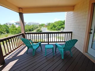 Corolla house photo - Plenty of outdoor seating