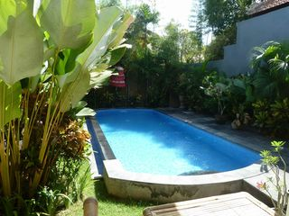 Seminyak villa photo - Laps anyone