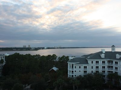 Spectacular View, Top Floor, End Unit; Booking Spring Break and Summer already!