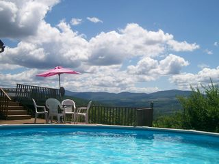Windham house photo - The 24' dia. pool is open Memorial Day weekend to Sept. 30th.
