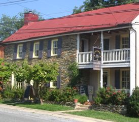 Harpers Ferry cottage photo - Nearby Restaurant and Ice Cream Shop Canal House