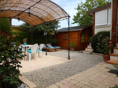 Ideal family holiday in Valbonne, near the sea and mountains.