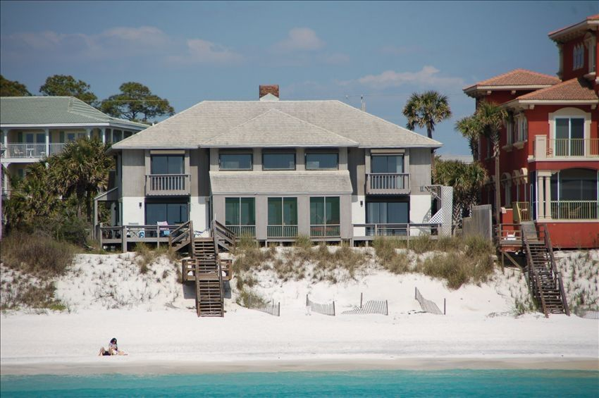Other santa rosa beach properties vacation rental vrbo for Large beach house