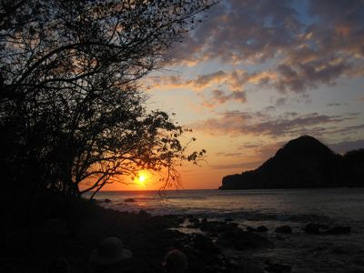 Sunset At Redonda Bay