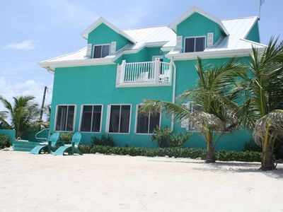 Grand Cayman villa rental - Caymanease on a Private, Secluded Beach